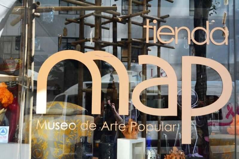 Museo de Arte Popular en Cancún