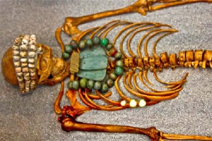 Acervo del Museo Maya en Cancún
