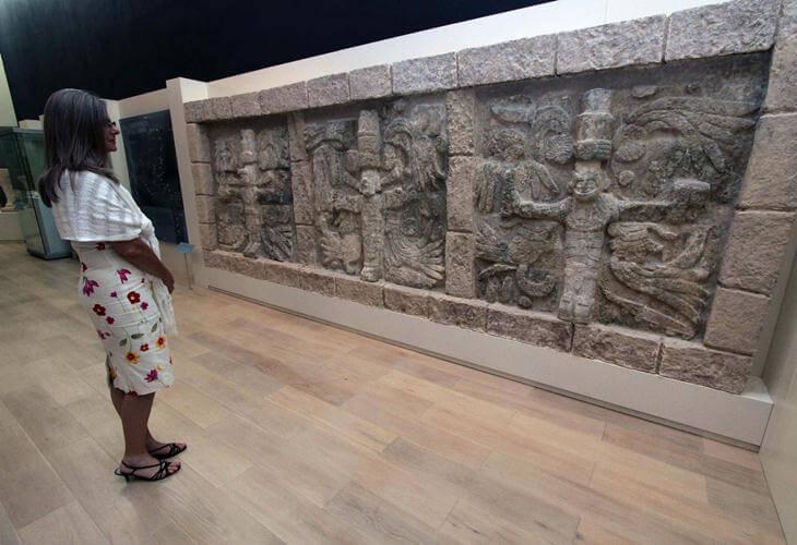 Tour por el Museo Maya en Cancún