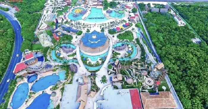 Parque Ventura Park en Cancún