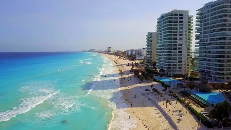 Qué hacer y encontrar en la playa Chac Mool en Cancún