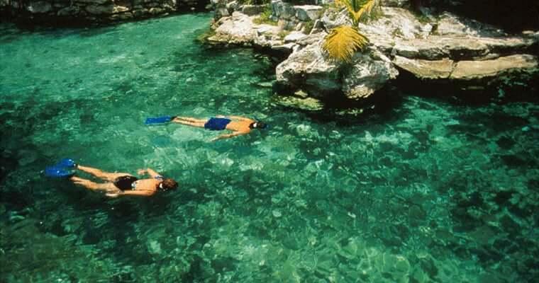 Actividades en el Parque Xcaret en Cancún
