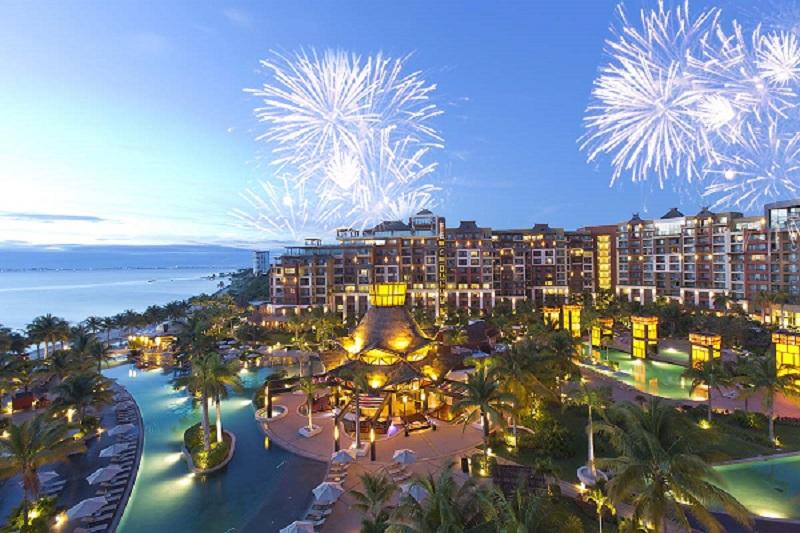 Año Nuevo en Cancún