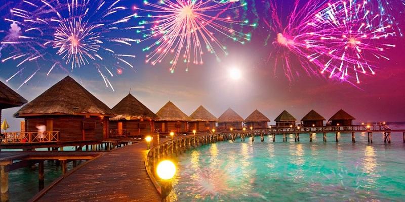 Tradición en Año Nuevo en Cancún