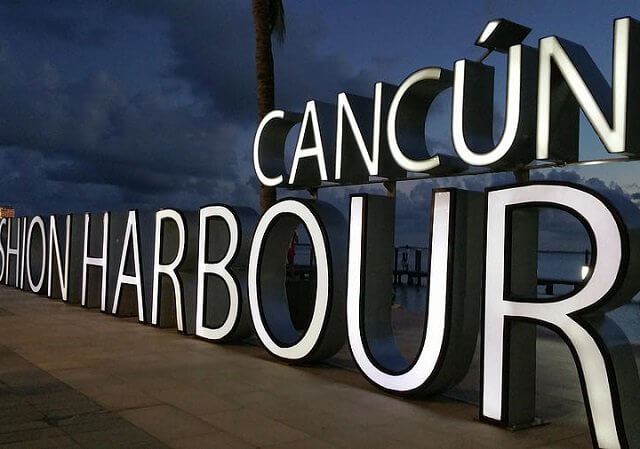 Fashion Harbour en Cancún