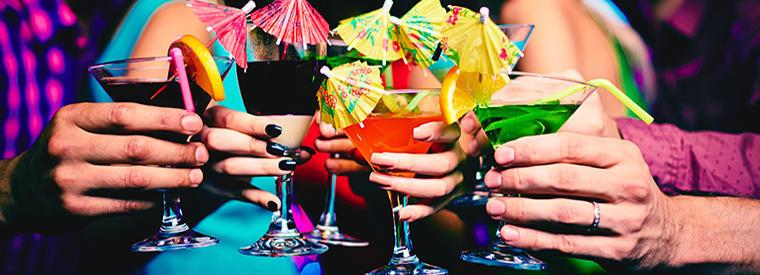 Bar y discoteca Mandala en Cancún