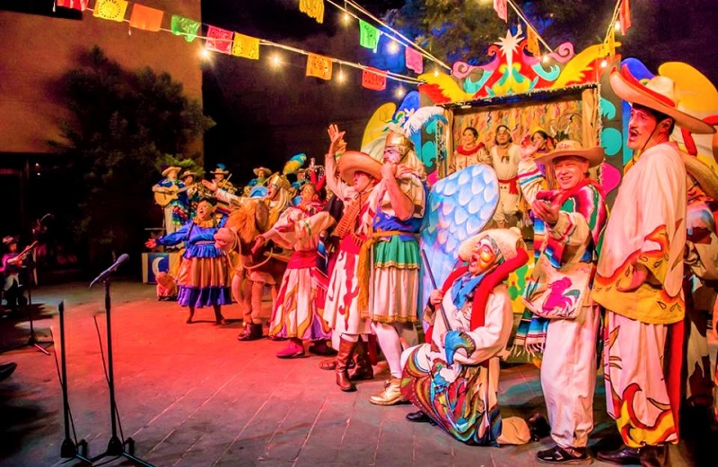 Pastorelas en Cancún y en México