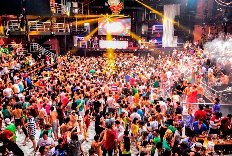 Qué hacer de noche en Cancún