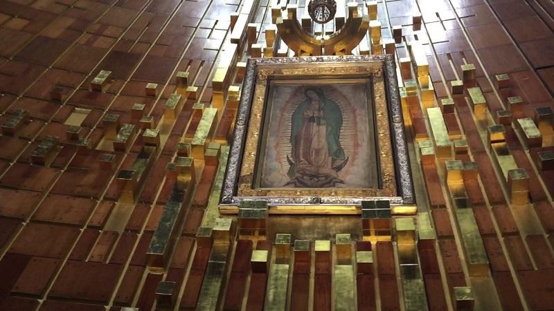 Visita a la Basílica de Guadalupe