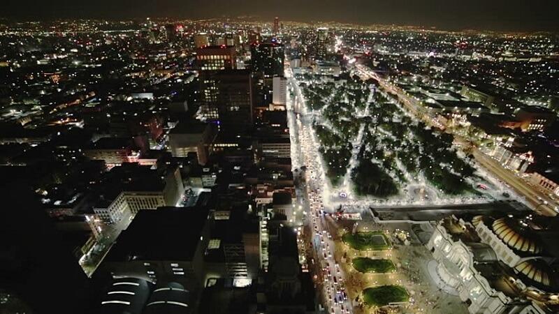 Paseo por el Centro Histórico de Ciudad de México