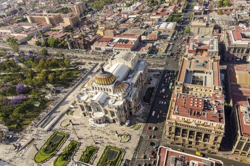Donde alojarse en Ciudad de México