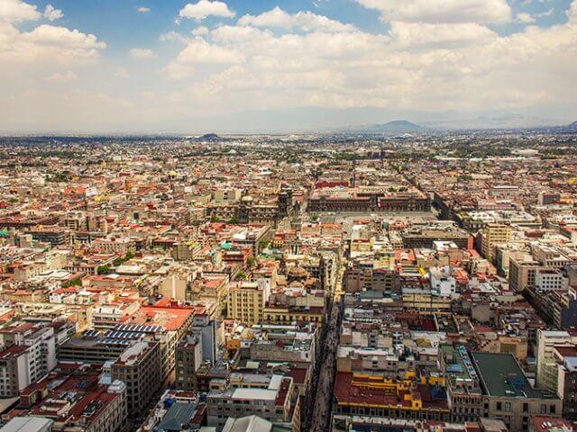 Dónde alojarse en Ciudad de México: mejores regiones