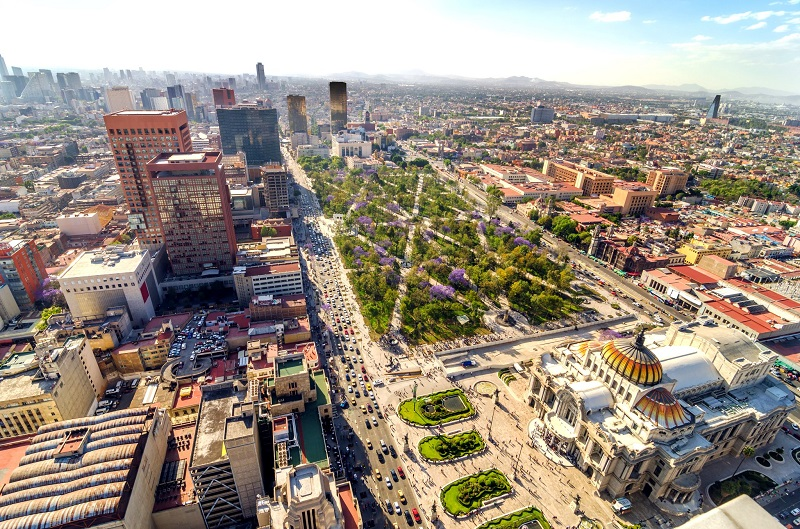 Ventajas de alquilar un auto en Ciudad de México
