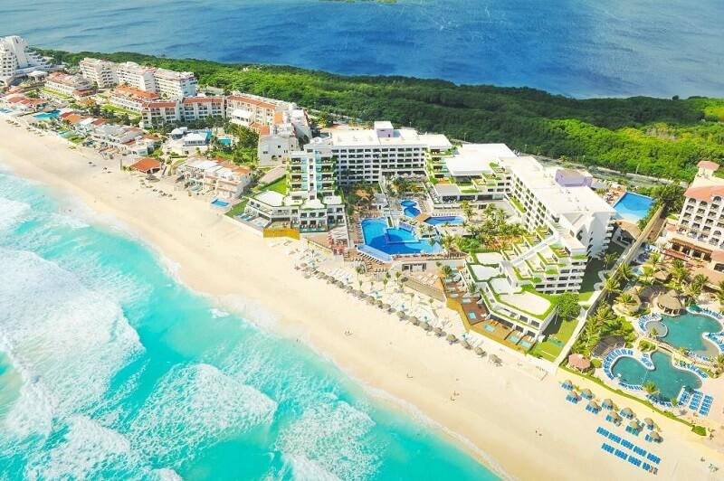 Itinerario de dos días en Cancún