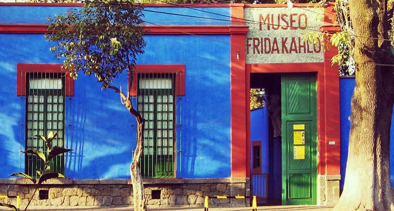 Paseo por los museus de Ciudad de México