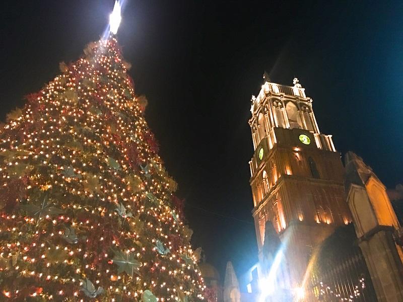 Navidad en Ciudad de México