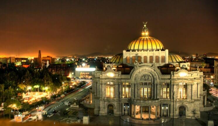 Temperatura en Ciudad de México