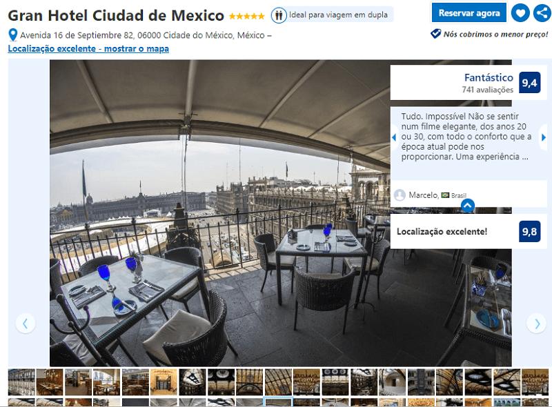 Grand Hotel Ciudad de Mexico para ficar na Cidade do México