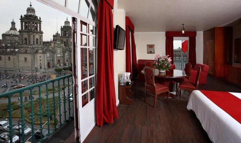 Mejores hoteles en Ciudad do México
