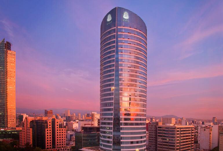 Mejores hoteles en Ciudad de México