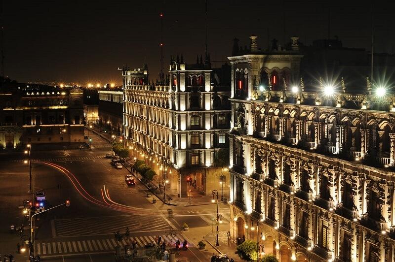Grand Hotel Ciudad de Mexico en Ciudad de México