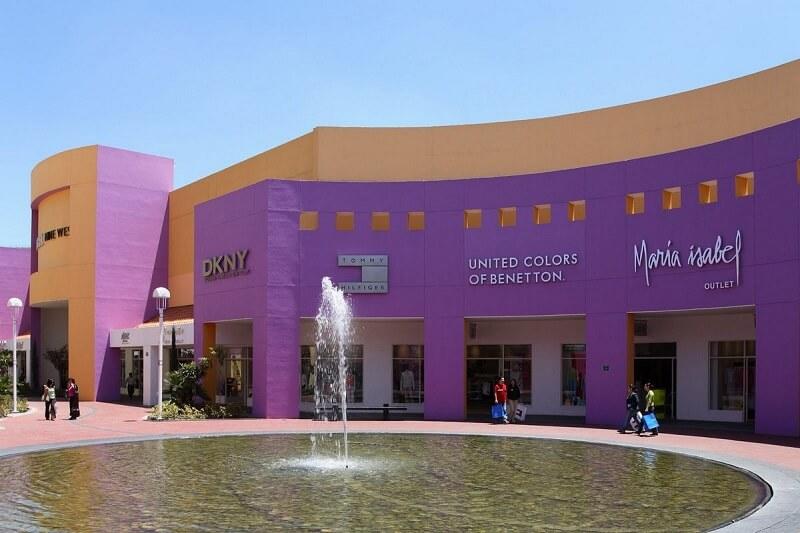 Premium Outlets Punta Norte en Ciudad de México
