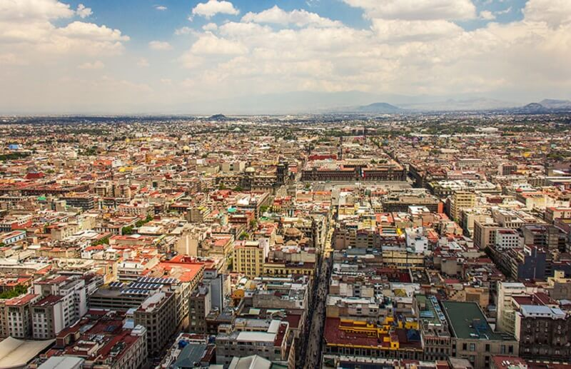 Ciudad de México - vista