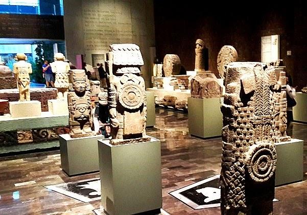 Museo Nacional de Antropología de Ciudad de México