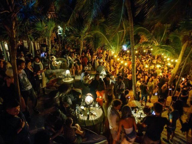 Las mejores discotecas de Tulum en México