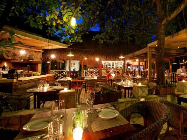 Buenos restaurantes en Tulum en México