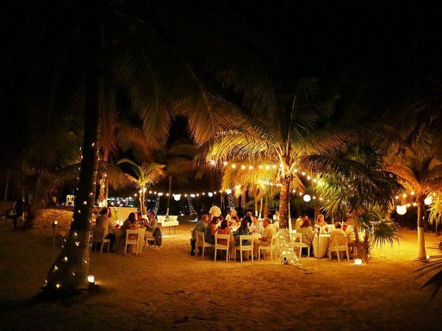 Que hacer por la noche en Tulum en México