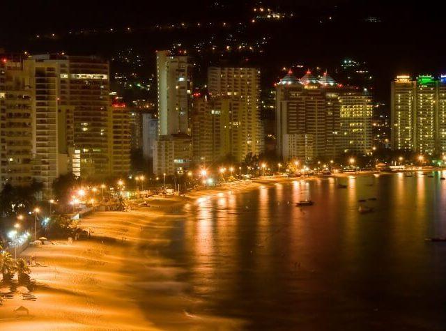 Donde alojarse en Acapulco