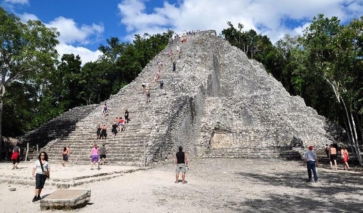 Cobá en Cancún