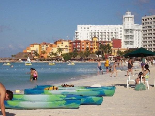 Playa Linda en Cancún