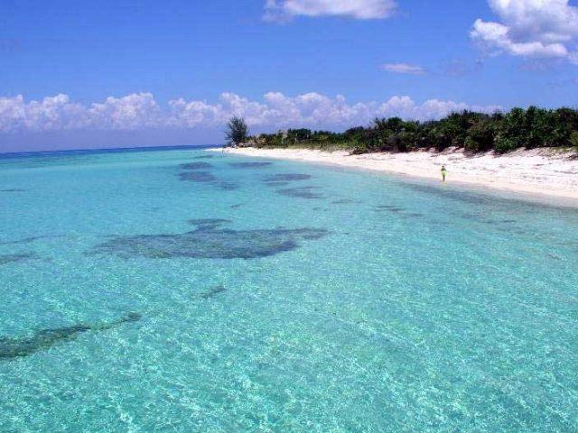 Playa Paraiso en Cancún