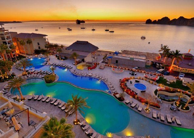 Mejores hoteles resorts en Los Cabos