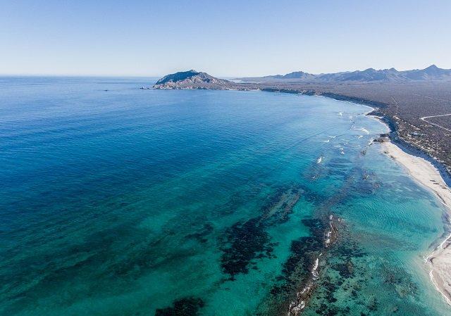 Parque Nacional Marino de Cabo Pulmo en Los Cabos