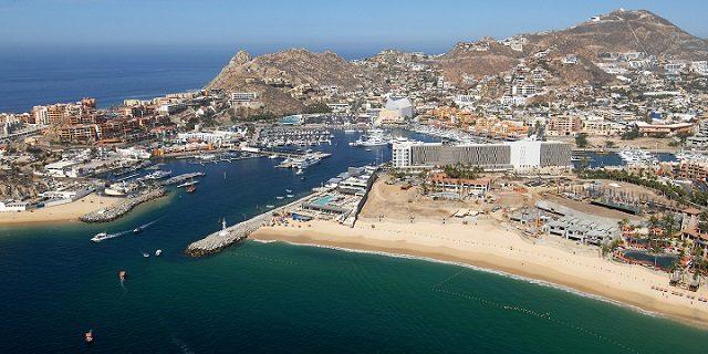 Ciudad de Cabo San Lucas en Los Cabos