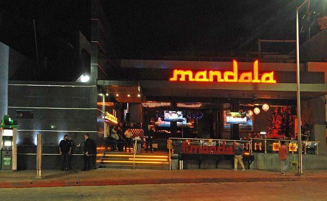 Discoteca Mandala en Los Cabos