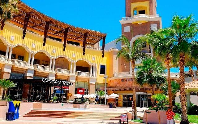 Centro comercial Puerto Paraiso Mall en Los Cabos
