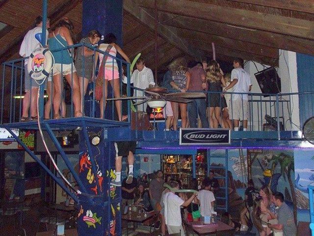 Discoteca The Giggling Marlin en Los Cabos