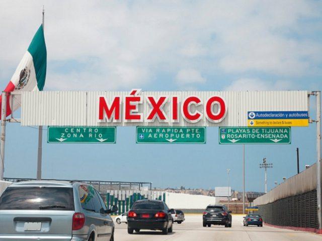 Como manejar en México