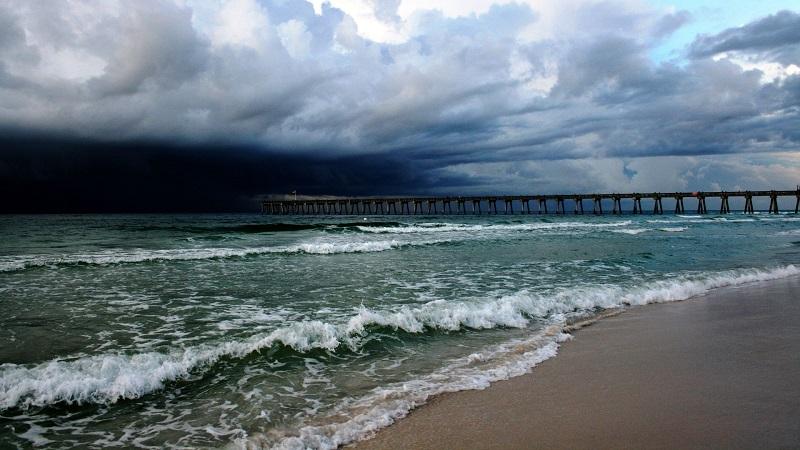 Temporada de huracanes y terremotos en el Golfo de México